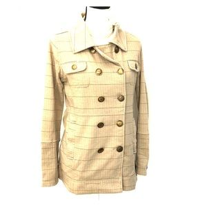 Hurley light weight jacket/ coat small